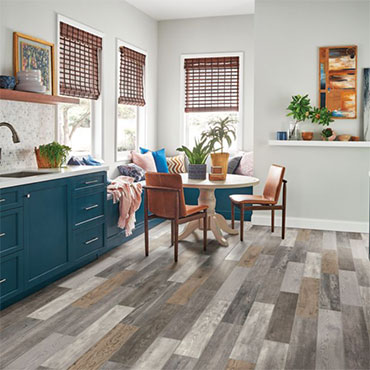 Rustic Isolation Engineered Tile - Half Tide