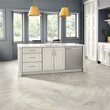 Marble Shore Engineered Tile - Coastal Khaki