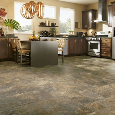 Allegheny Slate Engineered Tile - Italian Earth